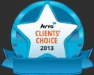 Avvo TM CLIENTS' CHOICE 2013